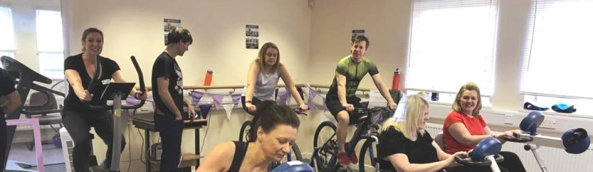 Benmar House Gears Up for Pedal Power Challenge
